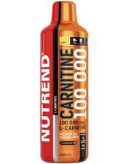 Nutrend Carnitine 100 000 1000 ml, višeň