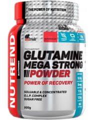 Nutrend Glutamine Mega Strong Powder 500 g, hruška
