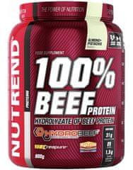 Nutrend 100% Beef Protein 900 g, mandle-pistácie