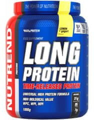 Nutrend Long Protein 1000 g, marcipán