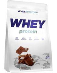 AllNutrition Whey Protein 2270 g, čokoláda
