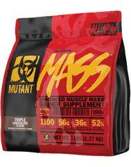 Mutant Mass New 2270 g, čokoláda-fondán-brownie
