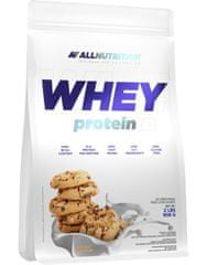 AllNutrition Whey Protein 908 g, borůvka