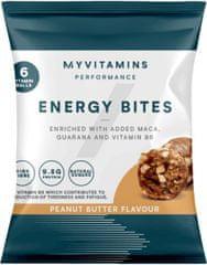 MyProtein MyVitamins Energy Bites 45 g, arašidové maslo