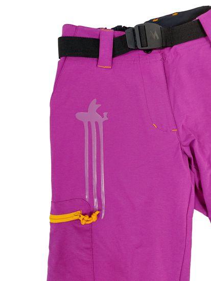 MAYA MAYA Ženske hlače za pohodništvo, treking, potovanja - Tribal Pants, Melange
