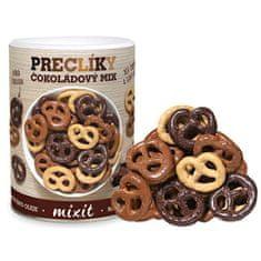 Mixit Mix praclíkov v čokoláde 250 g