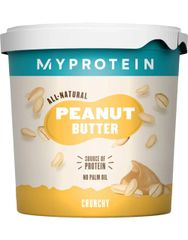 MyProtein Arašídové máslo 1000 g, jemné