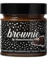 Big Boy Brownie @mamadomisha 250 g, lieskový orech-kešu-čokoláda-kakao