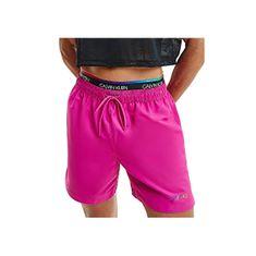 Calvin Klein Moške plavalne kratke hlače KM0KM00645 -TO8 (Velikost M)