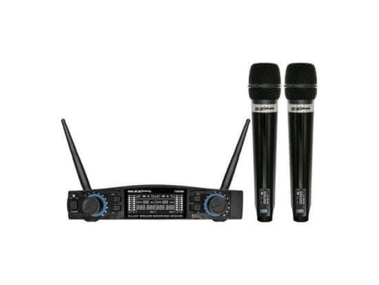 ZZIPP TXZZ580 TXZZ580, sada 2 bezdrôtových mikrofónov