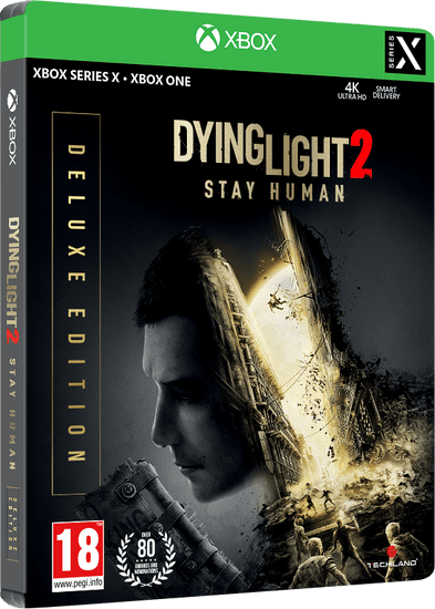 Techland Dying Light 2 Stay Human - Deluxe Edition igra (Xbox One i Xbox Series X)