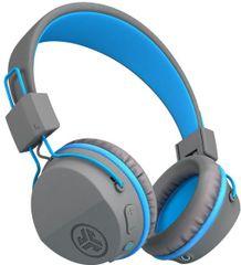 Jlab JBuddies Studio Kids Wireless, šedá/modrá