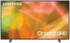SAMSUNG UE50AU8002KXXH Smart LED Televízió, 125 cm, 4K Ultra HD, Crystal UHD, Fekete
