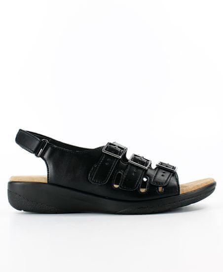 Distanc sandále DA052076060 Čierna - 37