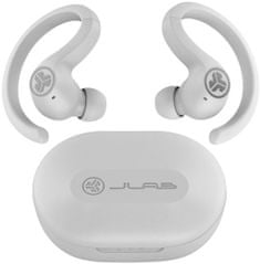 Jlab JBuds Air Sport True Wireless brezžične slušalke, bele