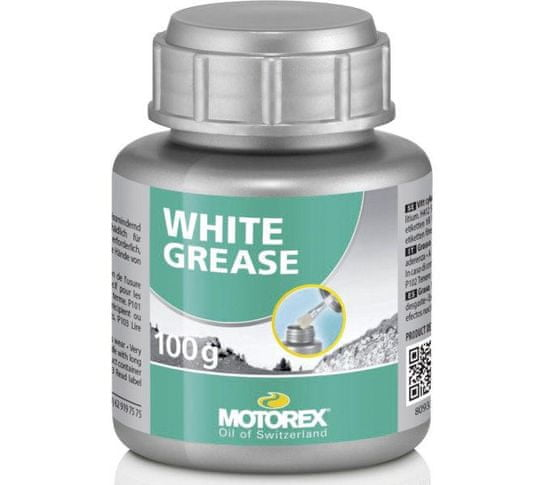 Motorex Vazelína WHITE GREASE 628 100gr