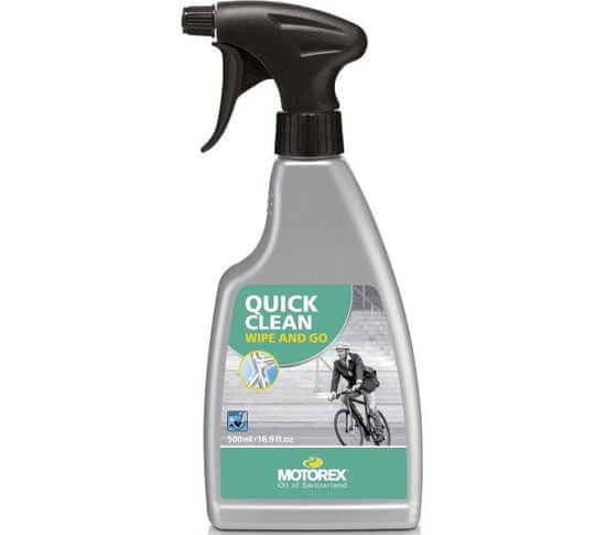Motorex Čistič QUICK CLEAN 500ml