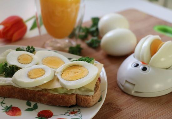 Marex Trade Pile rezač za jaja, 7,5 x 10,5 cm