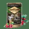 Carnilove Wild Meat Duck & Pheasant 6x 400 g