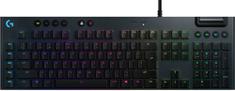 Logitech G815 Lightsync, GL Tactile, US (920-008992)