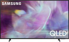 Samsung QE43Q60AAUXXH QLED Smart LED Televízió, 108 cm, 4K Ultra HD, Fekete