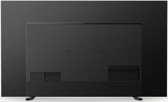 SONY KE55A8BAEP OLED Smart LED Televízió, 139 cm, 4K Ultra HD, Android, Fekete