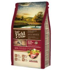 Sams' Field hrana za odrasle pse srednje velikih pasem, piščanec in krompir, 2,5 kg