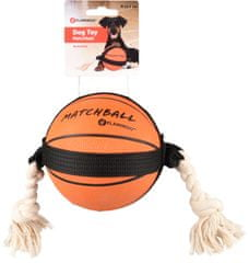 Flamingo Akční míč basketball 12,5cm