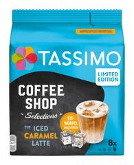 Tassimo Jacobs Kronung Latte Iced Caramel 268g