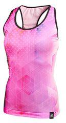 SportHG Ženska ''ultralight'' majica brez rokavov - SPIKE (roza)