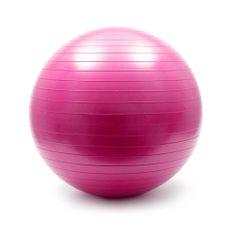 MG Gymnastic Ball fit lopta 65cm, ružová