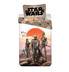 Jerry Fabrics Povlečení Star Wars Mandalorian