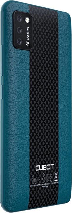 Cubot Note 7, 2GB/16GB, Green