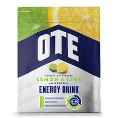 OTE Energetický nápoj - Citrón a limetka 1,2 kg
