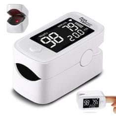 """Centrum Lékařský prstový pulzní oxymetr Promedix PR-870 1,5"""" HD LED"""