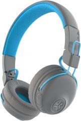 Jlab Studio Wireless On Ear slušalke, sive/modre