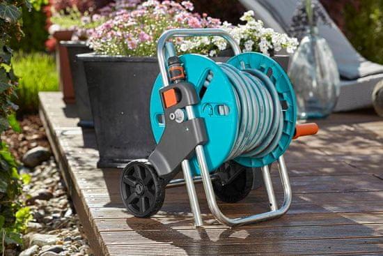 Gardena Vozík na hadici AquaRoll S Set
