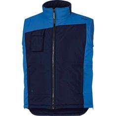 Delta Plus FIDJI2 pracovné oblečenie - Nám. modrá-Kráľ. modrá, S