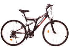 """Olpran rower górski Laser 26"""" black"""