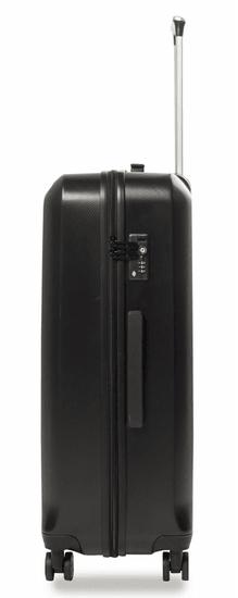AIRBOX Sada kufrov AZ8 Black 3-set