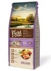 Sams' Field hrana za odrasle pse vseh pasem, losos in krompir, 13 kg