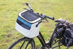 Beeztees Taška na bicykel pre psy do 10 kg