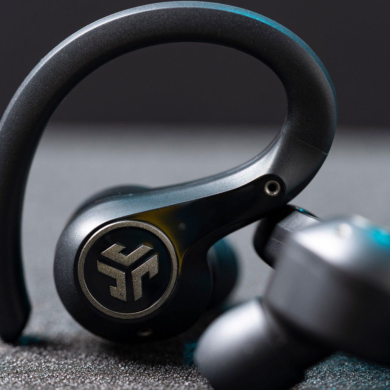 modern bluetooth fülhallgató jlab epic air sport anc true wireless hangszínszabályzóval tiszta hang nagy teljesítményű hosszú üzemidő töltődoboz kábel könnyű érintésérzékelőkkel