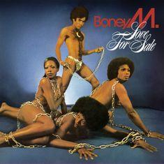 Boney M.: Love For Sale - LP