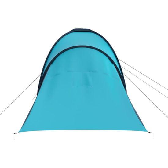 shumee Namiot turystyczny 6-osobowy, niebiesko-błękitny