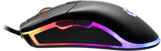 CZC.Gaming Assassin, herní myš, tichá (CZCGM650)