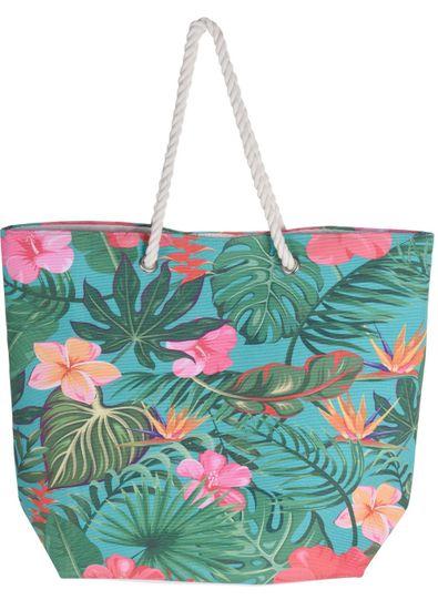 Koopman torba za plažo Leaf, 53x42x16 cm