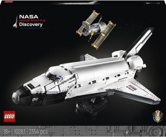 LEGO Creator 10283 NASA raketoplan Discovery