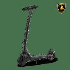 Lamborghini AL1 električni skiro, črn