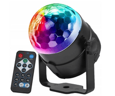 LED svjetiljka za svjetlosne efekte, disko reflektor